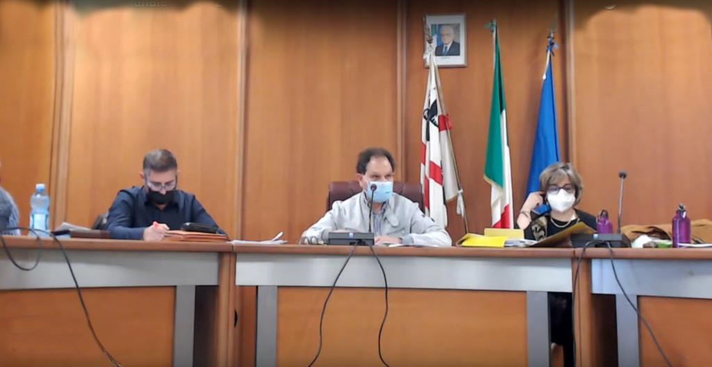 Consiglio comunale di San Gavino