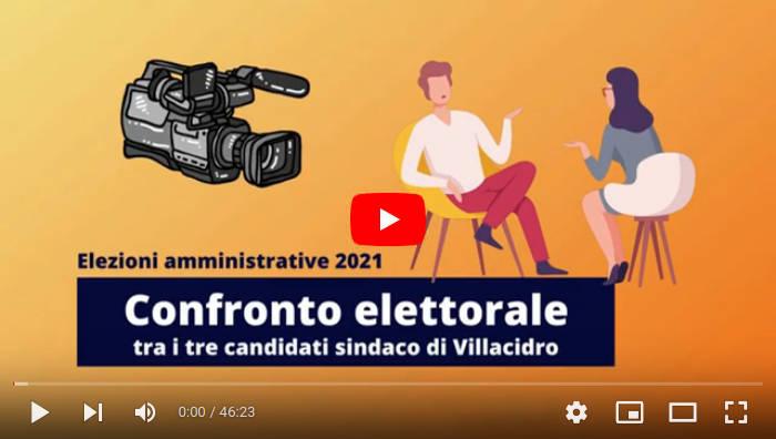 Confronto candidati video YouTube