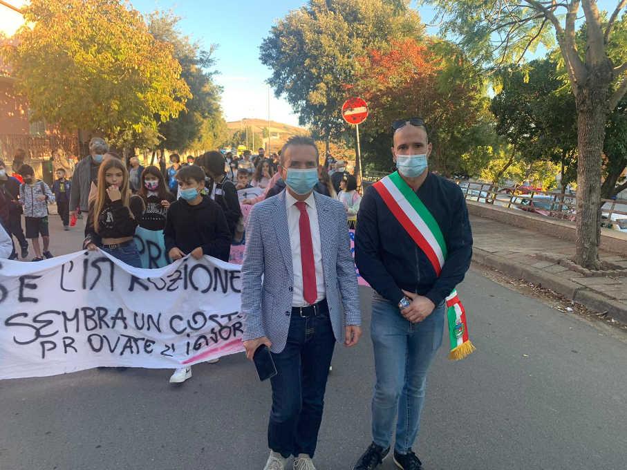 Manifestazione Villanovafranca