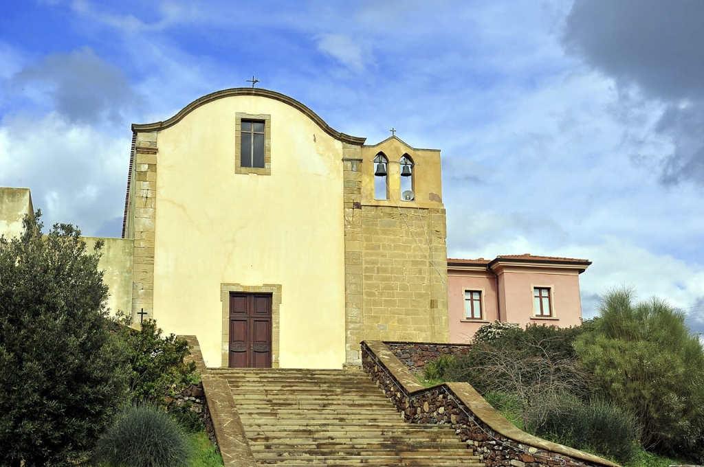 Setzu Chiesa di san Leonardo