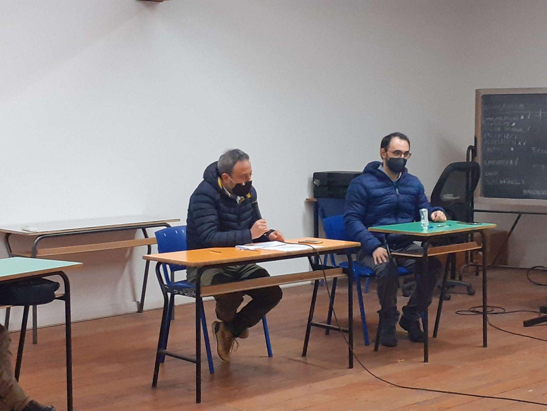 Andrea Caddeo si astiene dal voto