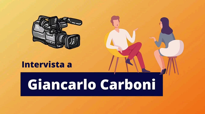 CarboniIntervista