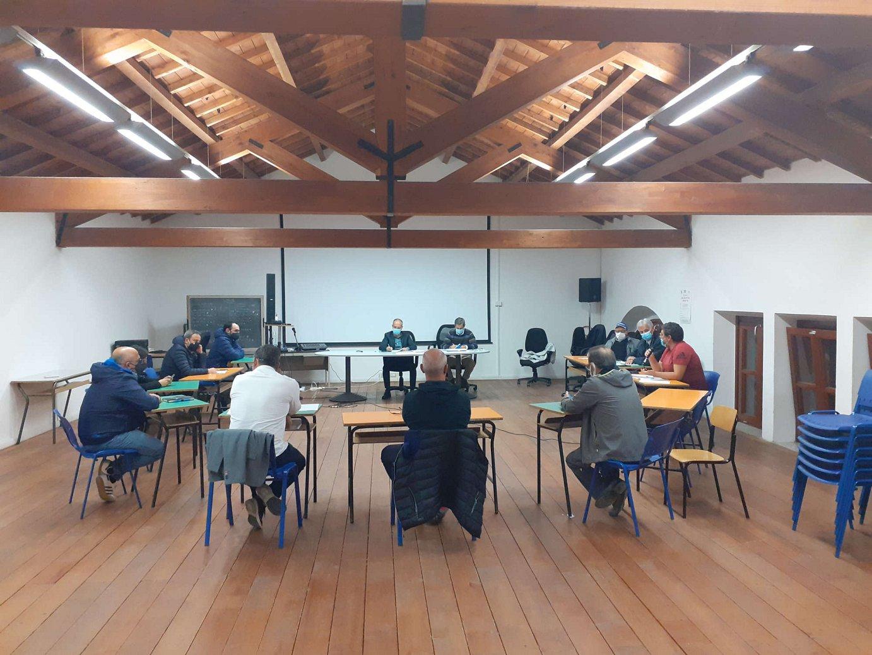 Consiglio comunale Sardara 18 novembre 2020